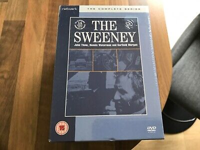The Sweeney Complete Collection UK Dvd Boxset New And Sealed • 33.99£