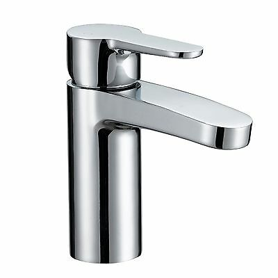 £60 • Buy Cooke & Lewis Calista 1 Lever Basin Mixer Tap With Waste