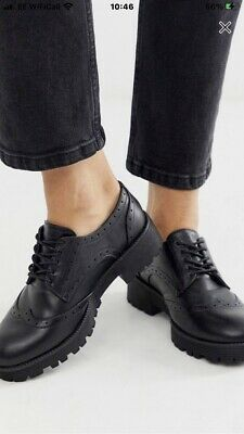 London Rebel Chunky Brouges • 20£