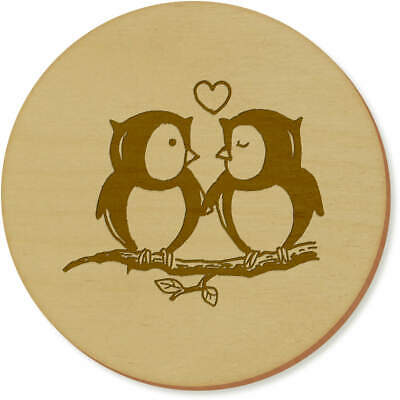 £4.99 • Buy 'Love Owls' Coaster Sets / Placemats (CR027930)