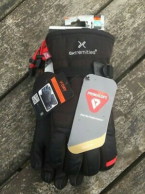 Extremities Pinnacle Primaloft Insulated Waterproof Winter Gloves X Dry - Medium • 39£