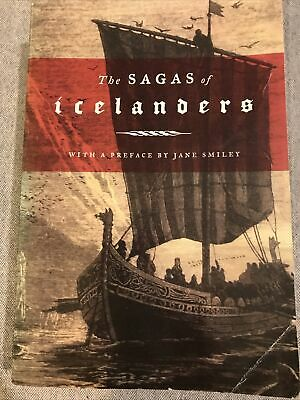 The Sagas Of Icelanders By Thorsson, Ornolfur (editor) Book The Cheap Fast Free • 7.50£
