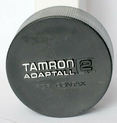 Tamron Rear Lens Cap To Fit Contax/Yashica Lenses • 5£