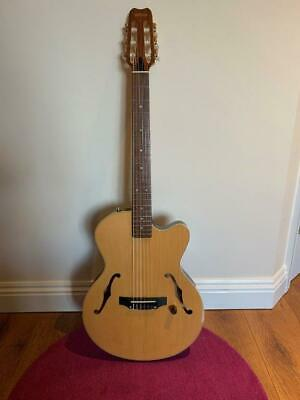 Yamaha AEX 500N Thin Bodied, Acoustic/electric Guitar • 375£