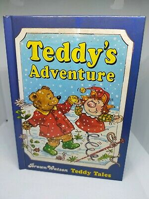 £3.15 • Buy 1995 Teddy And Baby Bear - Brown Watson - Vintage Picture Book - Hardback Story