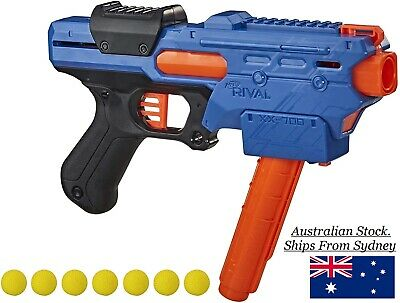 AU49.95 • Buy New Nerf Rival Finisher XX-700 Toy Gun Blaster From Hasbro Quick Load Magazine