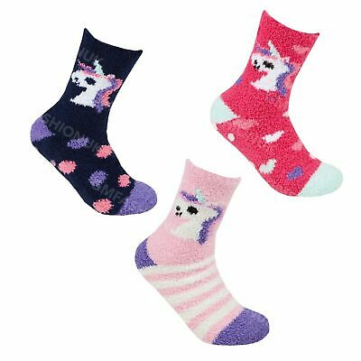 Glamour Girlz Ladies Warm Winter Soft Cosy Feather Bed House Socks UK 4-7