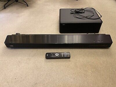 Yamaha YSP-2200 Sound Projector Soundbar With Subwoofer And Remote Control • 87£