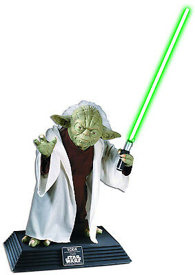 Rubie's Costume Co Star Wars, Collector Life Size Yoda Statue • 1,150£