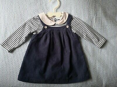 The Little White Company 0-3 Months Girls Outfit • 2.30£