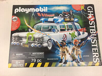 Playmobil 9220 Ghostbusters Ecto 1 With Lights And Sound • 33£