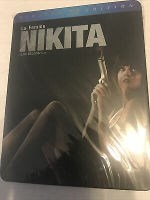 La Femme Nikita Metalpak Like Steelbook MINT & ALL REGION RARE • 14.46£
