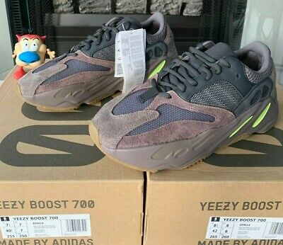 $ CDN495.28 • Buy Adidas Yeezy Boost 700 Mauve 2018 7.5 8.5 New DS Kanye West Arzareth Azael V3 V2