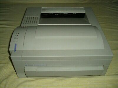 HP Laserjet 4L Laser Printer SPARES OR REPAIR • 10£