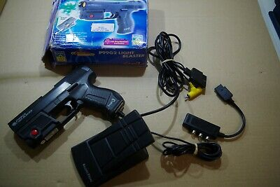 Logic 3 P99G2 Light Blaster Gun Reload For PS1/ PS2 With Pedal And G-Con Adaptor • 31.99£