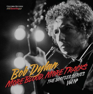 Bob Dylan:more Blood,more Tracks The Bootleg Series Vol.14 - New And Sealed Cd[ • 10.95£