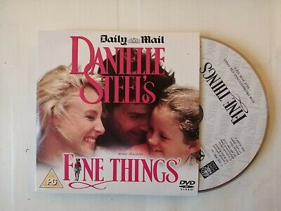 Danielle Steel's Fine Things (DVD, 2003) • 0.99£