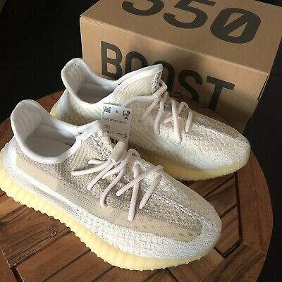 $ CDN447.09 • Buy Yeezy Boost 350 V2 Natural FZ5246 100% Authentic Size 7 *In Hand*