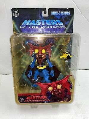 $85 • Buy MANTENNA MASTERS OF THE UNIVERSE MINI-STATUES  Four Horsemen**BRAND NEW
