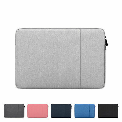 AU20.99 • Buy Notebook Laptop Bag Sleeve Case Cover For MacBook Air/Pro 13/14/15.6 Inch PC