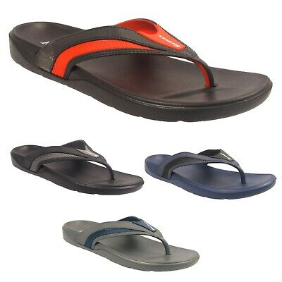 £4.17 • Buy Mens Toe Post Flip Flops Casual Beach Summer Holiday Sports Sandal Shoes Sizes