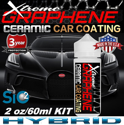 $36.95 • Buy Ceramic Car Coating  Pro Grade Carbon Graphene  Paint Sealant Gloss Protection