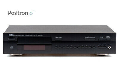 Yamaha CDX-480 CD Player/Serviced 1 Year Warranty [Very Good] • 91.13£