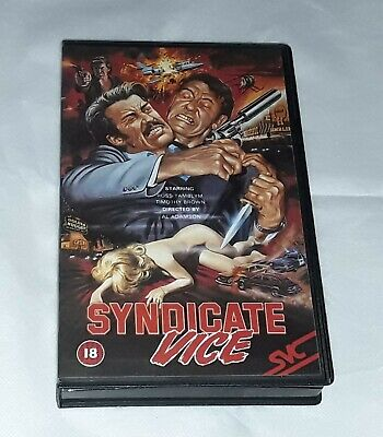 Pre Cert Int ~ Post Cert / Syndicate Vice ~ Southern Video Centre UK. • 0.99£