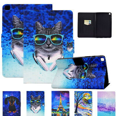 Tablet Leather Case For Samsung Galaxy Tab S7 T870/T875 A7 2020 T500 Fold Cover • 13.37£