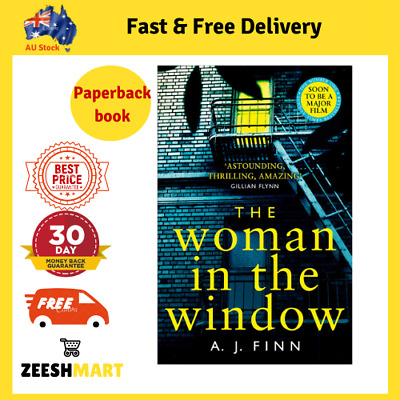 AU12.50 • Buy The Woman In The Window - Paperback Book - BRAND NEW - FAST FREE SHIPPING AU