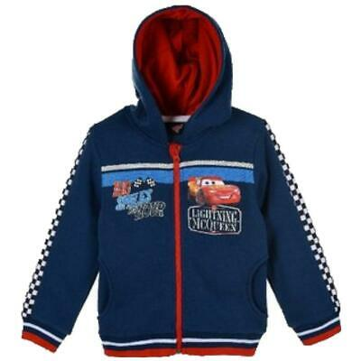Disney Cars Boys (2-8) Sweatjacket Hoodie Zipper • 16.49£