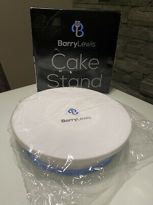 Barry Lewis Revolving Cake Stand Turntable For Decorating BNIB • 20£
