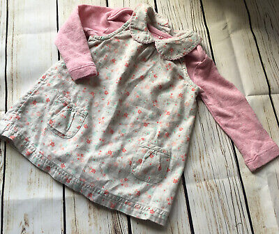 Baby Girls Outfit 0-3 Months From TU • 3.99£