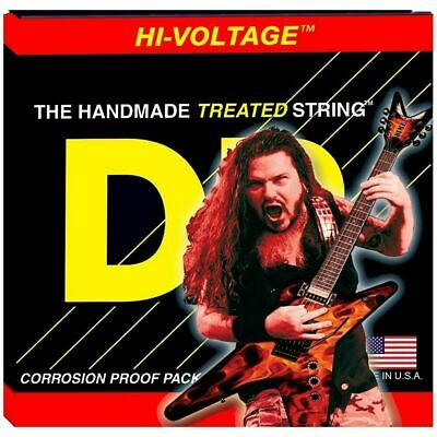 $ CDN23.09 • Buy DR Strings DBG-10 Dimebag Darrell Signature Medium Electric Guitar Strings 10-46