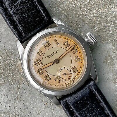 $ CDN3899.95 • Buy 1941 Rolex Oyster Reference 2280 With Even Patina - WWII Era!