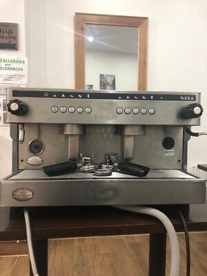 Commercial Coffee Machine - 2 Group - Used • 390£