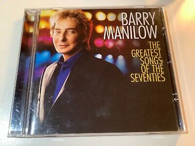 CD - Barry Manilow - The Greatest Songs Of The Seventies - 2007 - 18 Tracks! • 1.99£