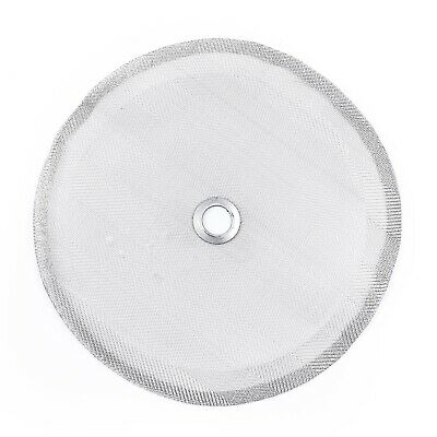 101mm/4 In French Press Coffee Filter Mesh Gauze Replacement Spare 8 CupTool UK • 2.87£