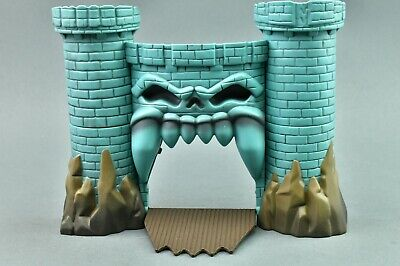$59.99 • Buy Masters Of The Universe Eternia Minis Castle Grayskull Collect N Connect MOTU