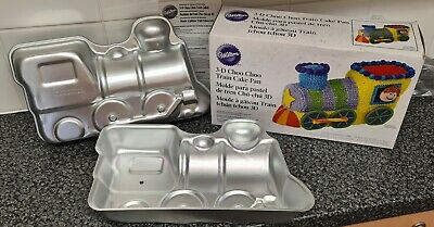 Wilton 3D Train Cake Pan / Tin • 4.50£