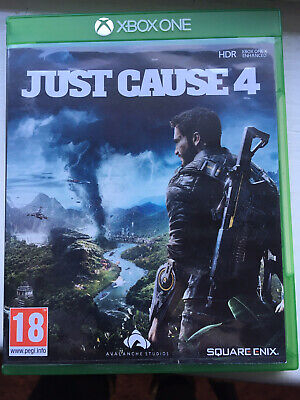 Just Cause 4 Xbox One 2018 • 4.20£