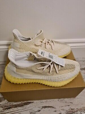 Adidas Yeezy Boost 350 V2 Natural Size 8 Uk • 229£