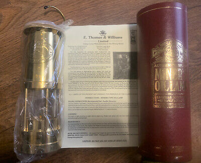 Miners Oil Lamp - E. Thomas And Williams LTD • 120£