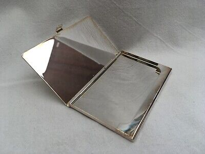 Modern Silver Plated Card / Credit Card Case • 3£