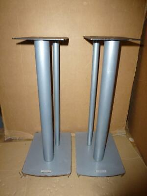 Mission Metal Speaker Stands-SPIKED-Rusty • 35£