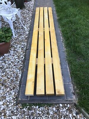 X4 Approx 3x2 Timber 2.7M Lengths • 9.99£