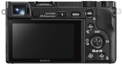 $ CDN842.03 • Buy Sony Alpha A6000 Mirrorless Digital Camera With 16-50mm Power Zoom Lens