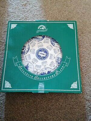 Ringtons Exclusive Collectors Plate - 1990 Plate - Boxed • 3£