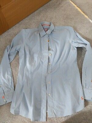 Joules Ladies Shirt Size 10 • 5.10£