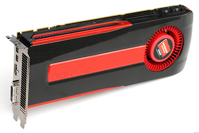 ASUS Radeon HD7970 3GB 384-Bit GDDR5 PCI Express 3.0x16 CrossFireX Graphics Card • 120£